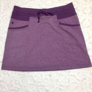 "Athleta ""Bay Beach"" Skirt with pockets, Size large"
